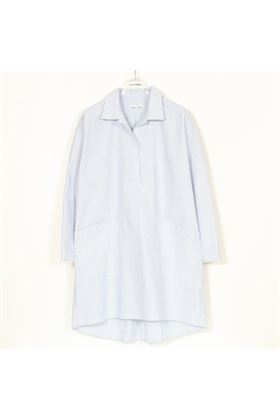 SLEEP SHIRT TSS0338-0001BLUE